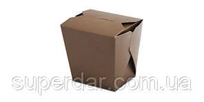 Упаковка для лапши/риса/салата на 500 мл/300 г, Эко