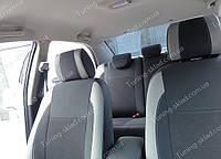 Чехлы на сиденья Джили Сл (чехлы из экокожи Geely SL стиль Premium)