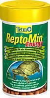 Корм для водных черепах энергетический Tetra REPTOMIN Energy,  250 мл