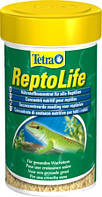 Корм концентрат для рептилий Tetrafauna Repto Life (Тетра Репто Лайф), 100 мл