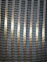 Тюль сетка вертикальная полоска
