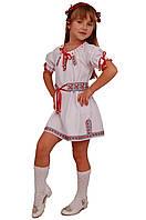 """Платье нарядное детское """"вышиванка"""" М -972  рост 98., фото 1"""