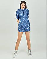 Летняя молодежная блуза