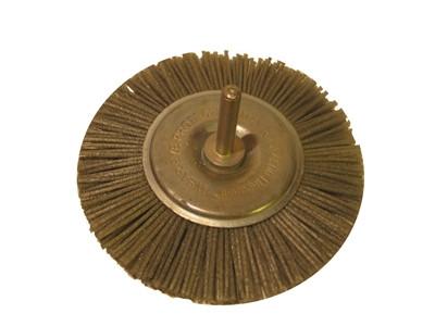 Щетка ПИРАНЬЯ на дрель (ерш) диаметр 100 мм, фото 1