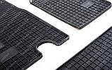 Коврики в салон Opel Movano (коврики для Опель Мовано , комплект 3 шт), фото 3
