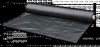 Полипропиленовая черная агроткань 105г/кв.м. против сорняков 1,6х100 м Bradas ATBK10516100