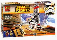 Конструктор BELA SPACE FIGHTS STAR WARS 10372