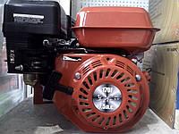 Двигатель на мотоблок,виброплиту,генератор,и т.д.  170 F 7,5л.с