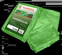 Упрочненный тент Green 4x6 м 90 г/кв.м. Bradas PL904/6
