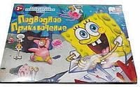 """Настольная игра """"Подводные приключения"""", Danko toys"""