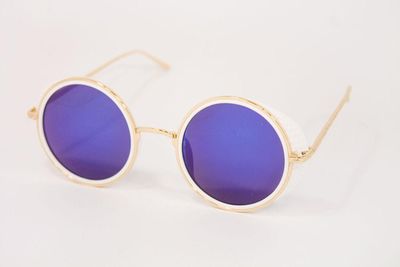 18a70fa02f40 Круглые очки в металлической оправе - Оптово - розничный магазин одежды