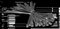 Хомут затяжной нержавеющий 4,6x125мм (100шт)