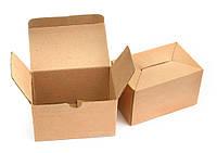 190х100х100 коробка бурая