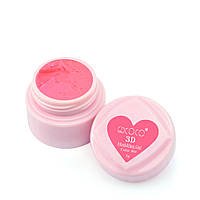Гель-пластилин 3D Modelling Gel GD COCO № 009 (розовый), 8 г, фото 1