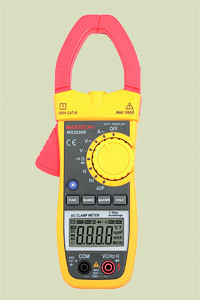 Клещи токовые Mastech MS2026R