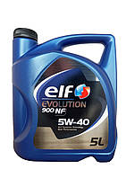 Моторное масло ELF Evolution 900 NF 5W40 5L