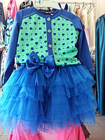 Детская юбка для девочки р.1-8лет
