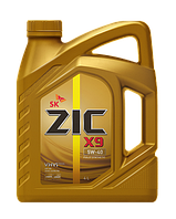 ZIC Моторное масло ZIC X9 5W-40 4л