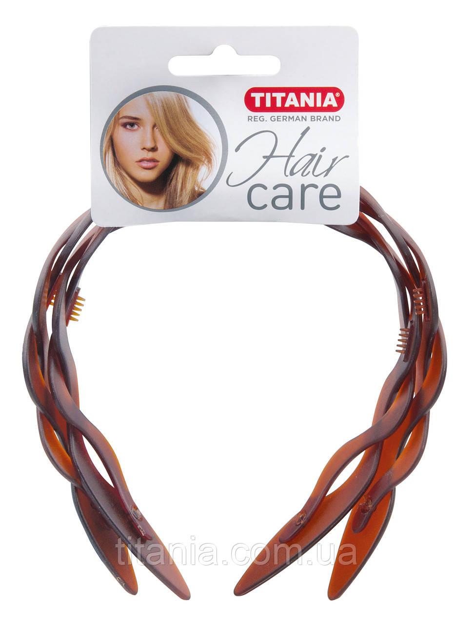Обруч для волос Plait TITANIA 7974