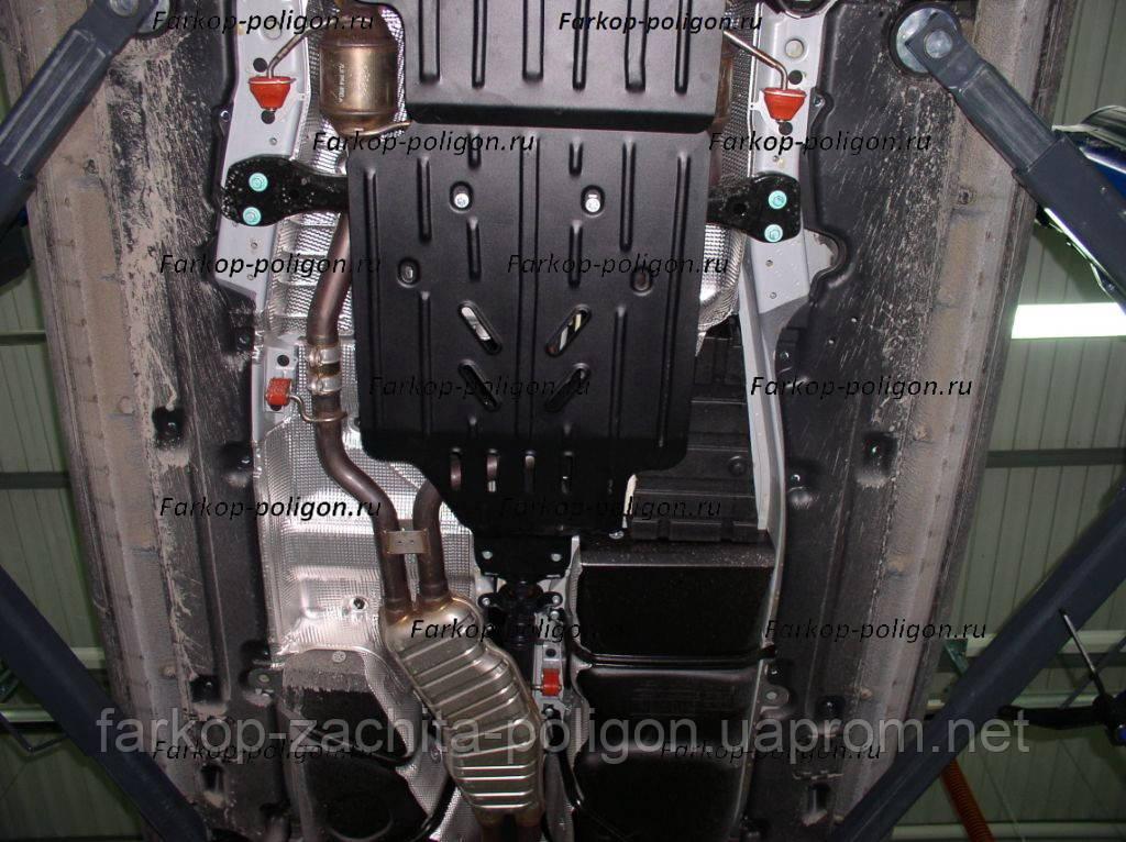 Захист роздатки AUDI Q7 v-4,2;3,0 TDi c 2006-2015 р.