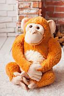 Мягкая игрушка плюшевая Обезьяна Непоседа 115
