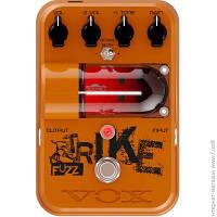 Педаль Гитарных Эффектов VOX Trike Fuzz TG2-TRFZ