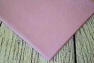 Лоскут ткани №36а ткань светло-сиреневого цвета
