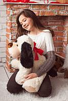 Мягкая игрушка плюшевая собака Бимка 2