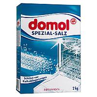 Domol  Spezial-Salz - Специальная соль для посудомоечных машин, 2 кг