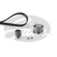 Комплект ремня ГРМ, VW T-5 - Caddy 1.9 TDI, GATES K055569XS