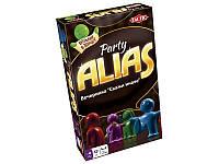 Настольная игра Алиас: Вечеринка (Компакт). Элиас: вечеринка. Alias party travel