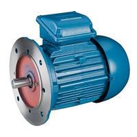 Асинхронный  двигатель c фланцем 4,0кВт 1500 об/мин. 220/380В