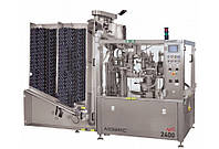 Автоматическая машина для наполнения и упаковки в тубу AXO 2400