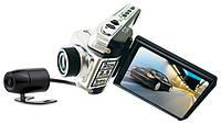 Автомобильный видеорегистратор DVR-212 с 2-мя камерами DX