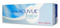 Однодневные контактные линзы 1 day Acuvue TruEye  30-шт./уп.-675грн.