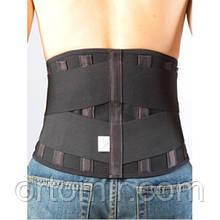 Бандаж для спины с рёбрами жесткости И-6М