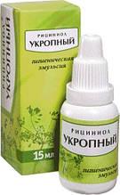 Рициниол Укропный - для слизистых, противовоспалительное, обезболивающее, кровоостанавливающее, очищающее