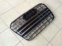 Решетка радиатора на Audi A6 C7 (2012-2015), фото 1