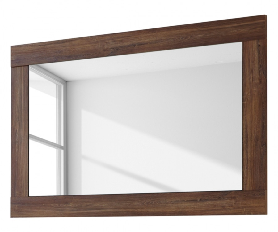 Зеркало в раме из массива дерева 006