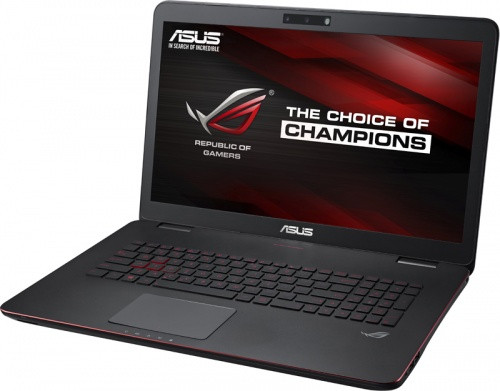 Ноутбук ASUS Rog G771JW (G771JW-T7051D) +960GB SSD +750GB HDD