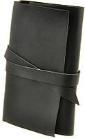 Удобный кожаный софт-бук BlankNote BN-SB-1-st-pan черный