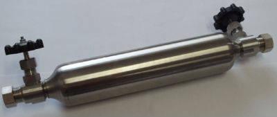 Пробоотборник (контейнер) ПГО-400 Бесшовный по ISO 4257 и ASTM D1265, фото 2