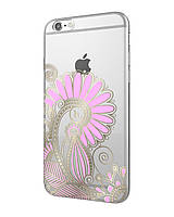 Чехол для iPhone 6/6S - Hoco Super star series (Swarovski Diamond Thicket)