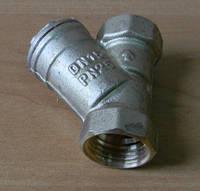 Фильтр грубой очистки воды 1/2 дюйма СК
