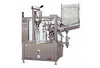 Автоматическая машина для наполнения и закупорки тюбиков АХО 1400