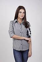 Рубашка в клеточку,, фото 1