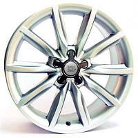 WSP Italy W550 R18 W8 PCD5x112 ET45 DIA57.1 Silver