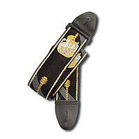 Ремень для гитары GIBSON ASGG-900 WOVEN STYLE 2' STRAP W/GIBSON LOGO GOLD