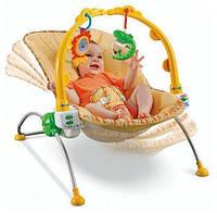 "Детский шезлонг Fisher-Price ""Тропики""13671"