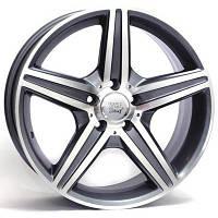 Автомобильный диск, литой WSP Italy W758 R18 W8 PCD5x112 ET30 DIA66.6